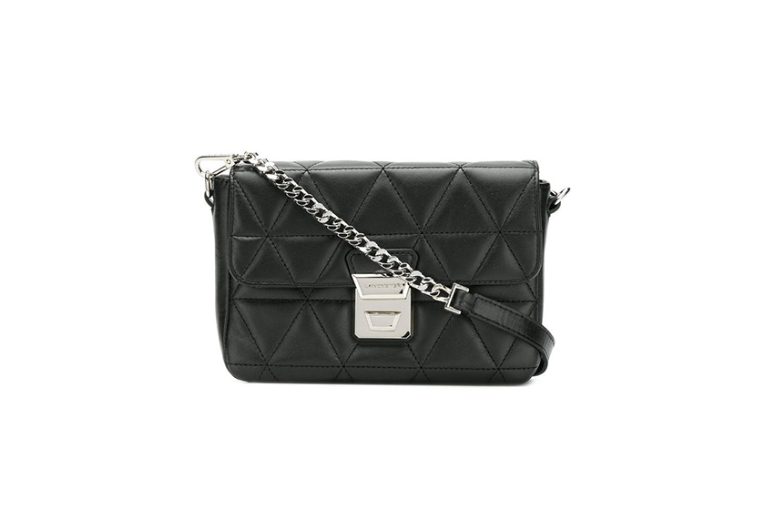 Lancaster Quilted Crossbody Bag