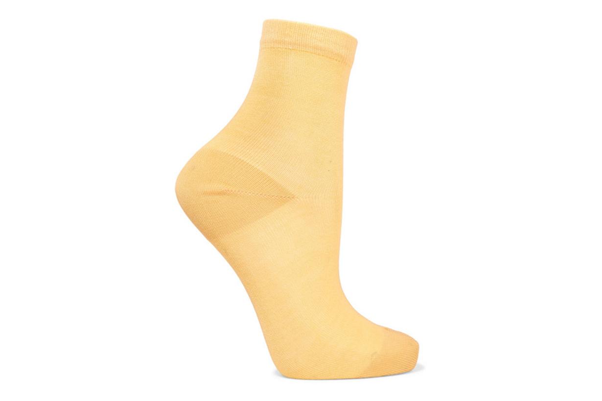 Maria La Rosa Silk-Blend Socks