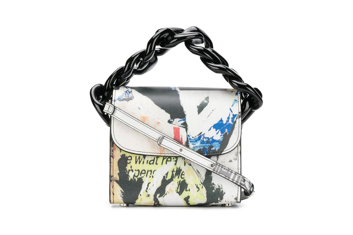 Marques'Almeida Big Chain Mini Bag