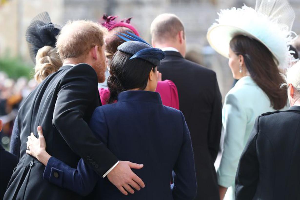 Princess Eugenie's Wedding Prince Harry Meghan Markle