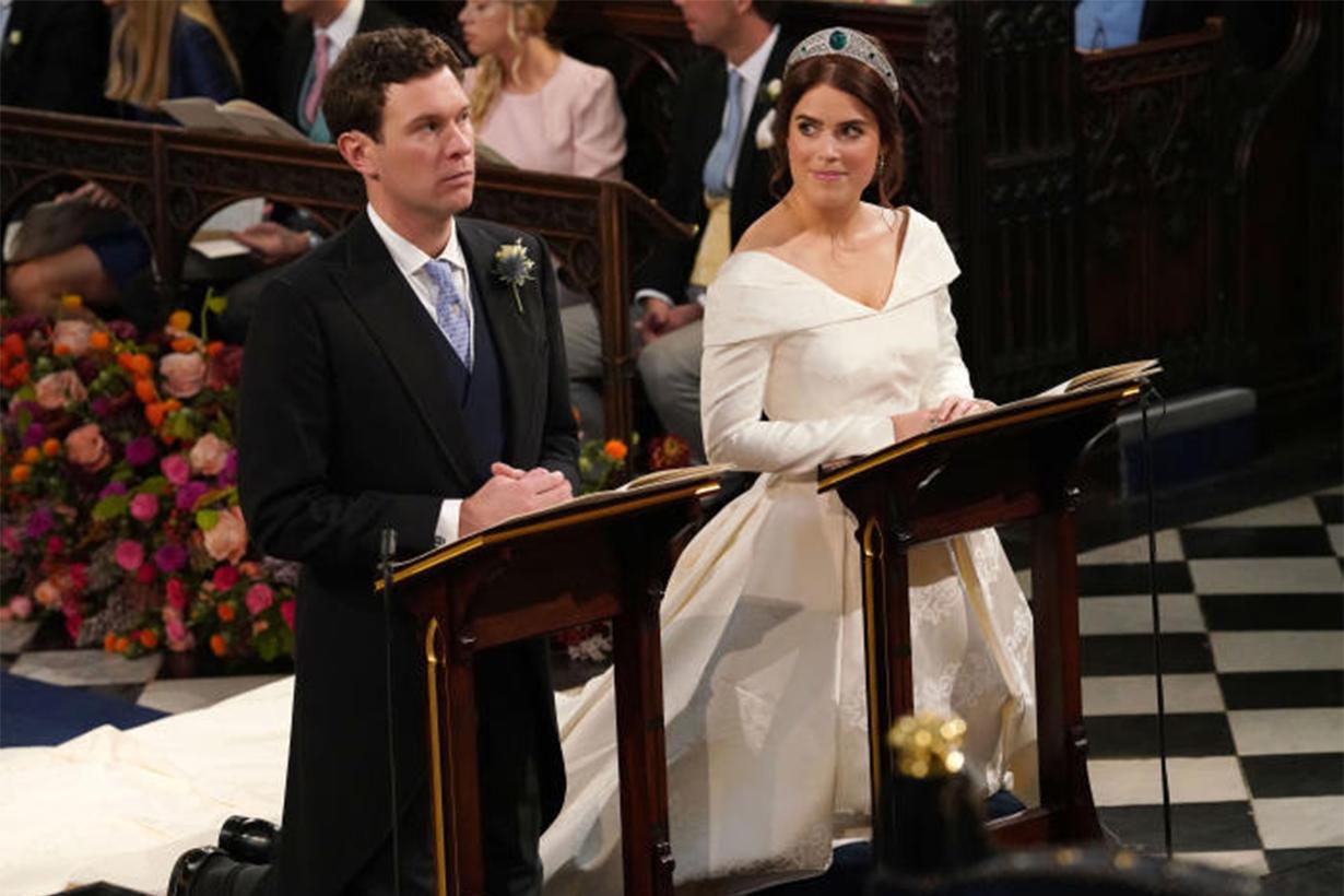 Princess Eugenie's Wedding Ceremony