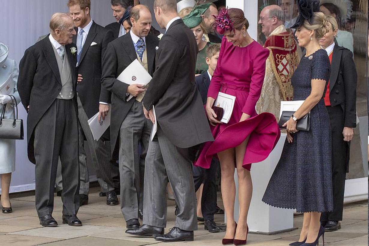 Princess Eugenie's Wedding Kate Middleton Dress