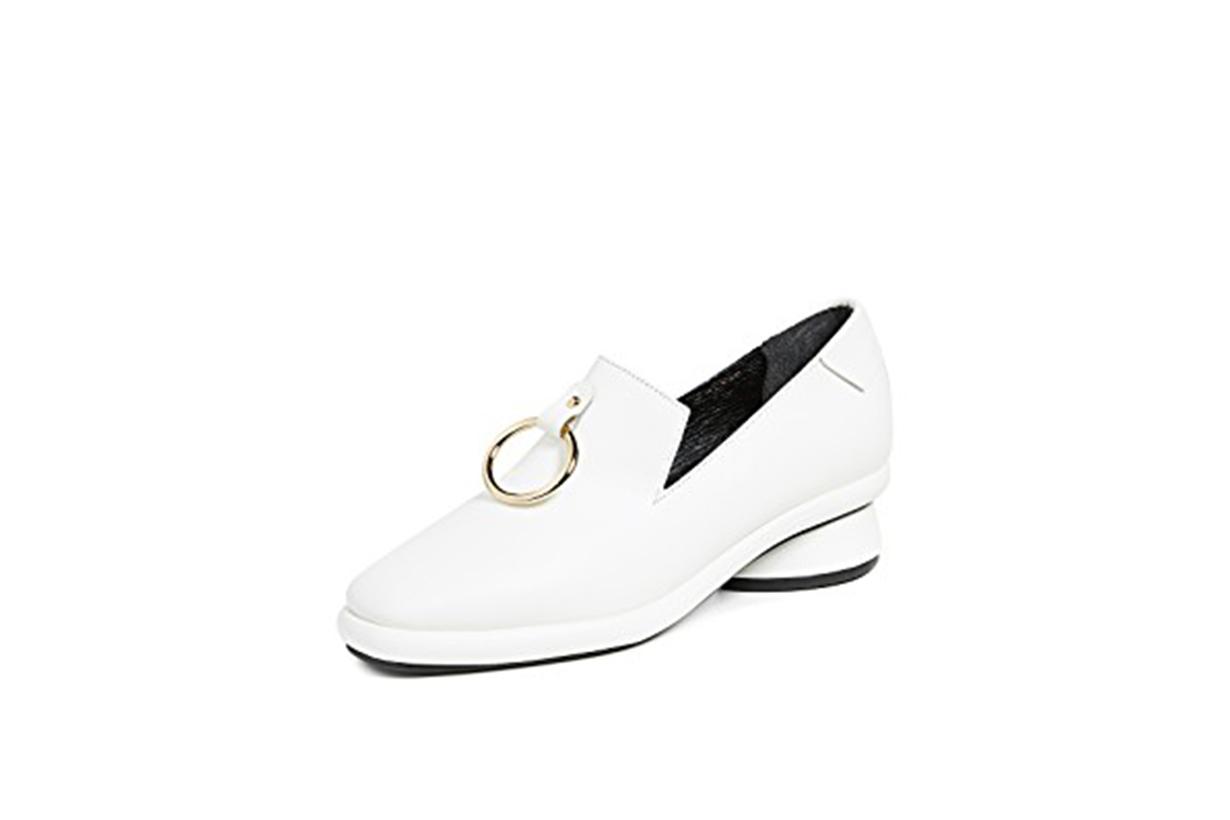 Reike Nen Gold Ring Loafers