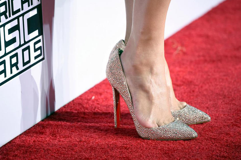Red Carpet Shoes