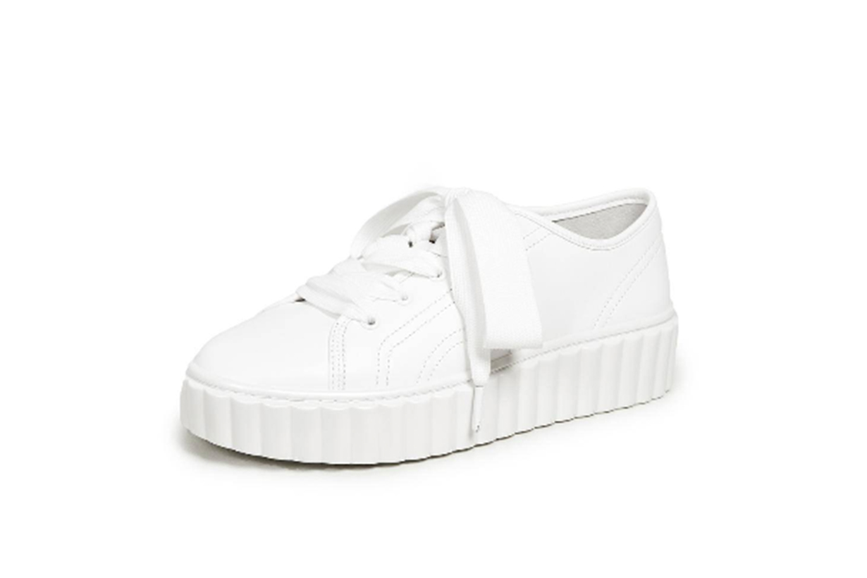 Tory Burch Scallop Sneakers