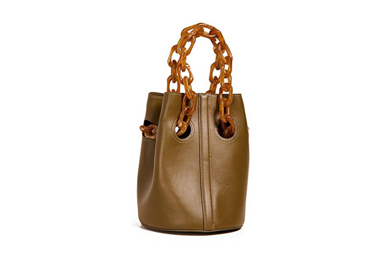 Trademark Goodall Suede Bucket Bag