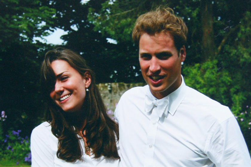 kate middleton prince william college graduation