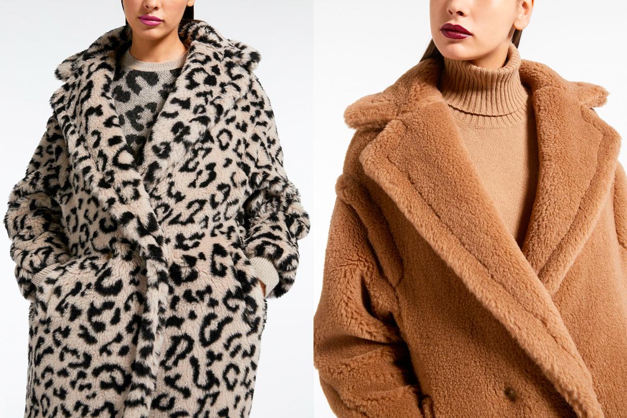 max mara teddy bear coat winter warm must have