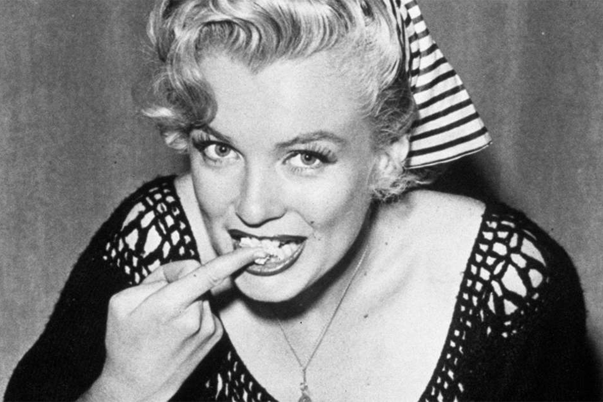 Facts About Marilyn Monroe Cooking