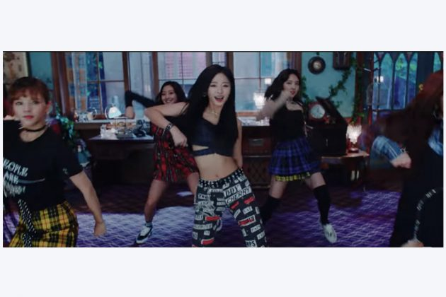 korean idol twice Tzuyu mv YES_Or_YES