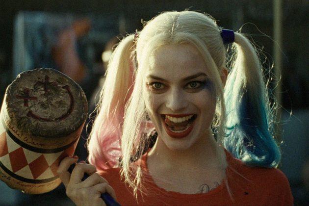 Margot Robbie DC Birds of Prey Harley Quinn IG