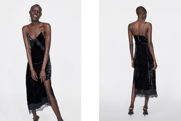 Zara Party dress Christmas 2018
