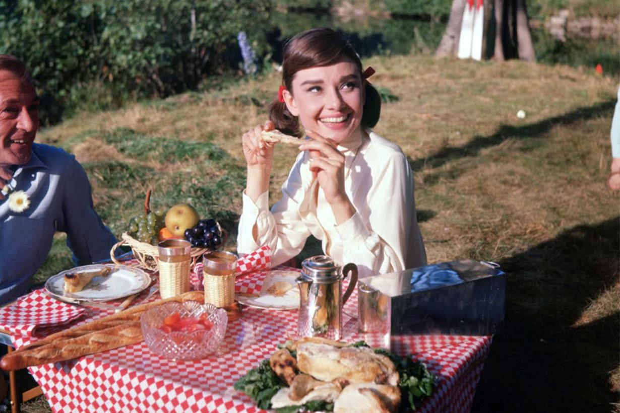 Audrey Hepburn Loved Spaghetti Pasta