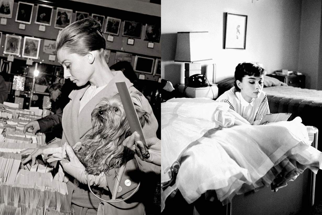 Audrey Hepburn Read Books