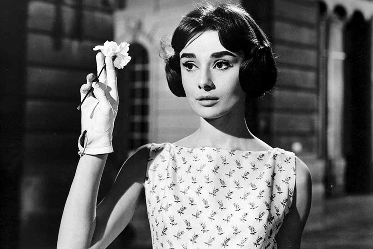 Audrey Hepburn Secrets Skinny