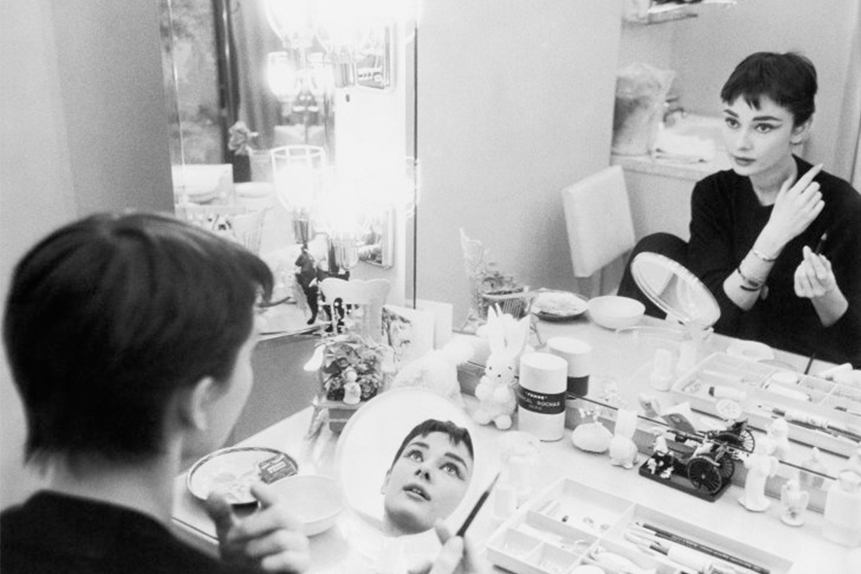 Audrey Hepburn Secrets Home Make Up
