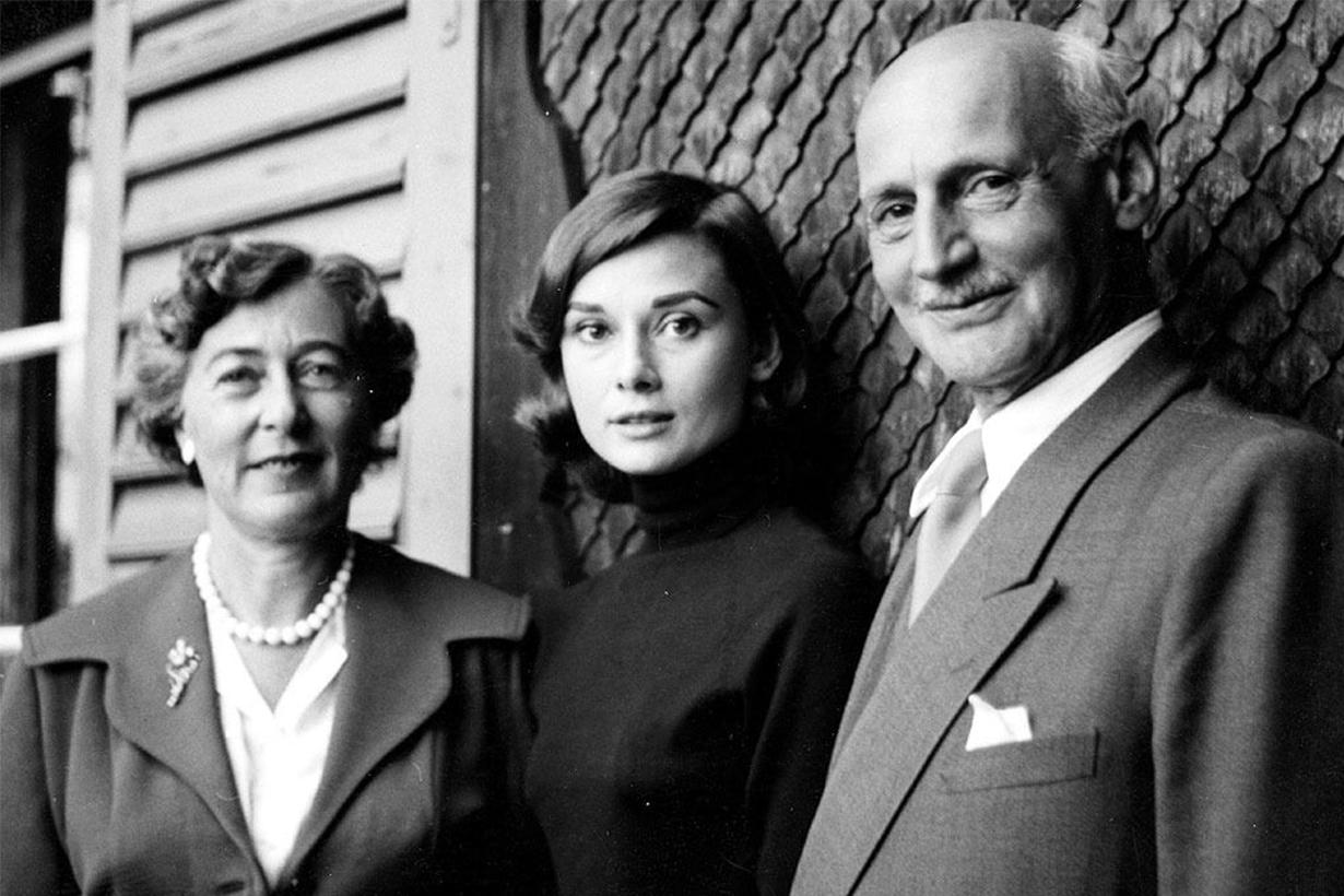 Audrey Hepburn Family