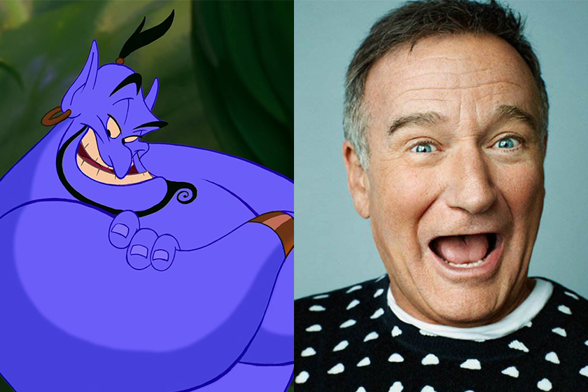 Disney Characters Inspired By Real Life Celebrities