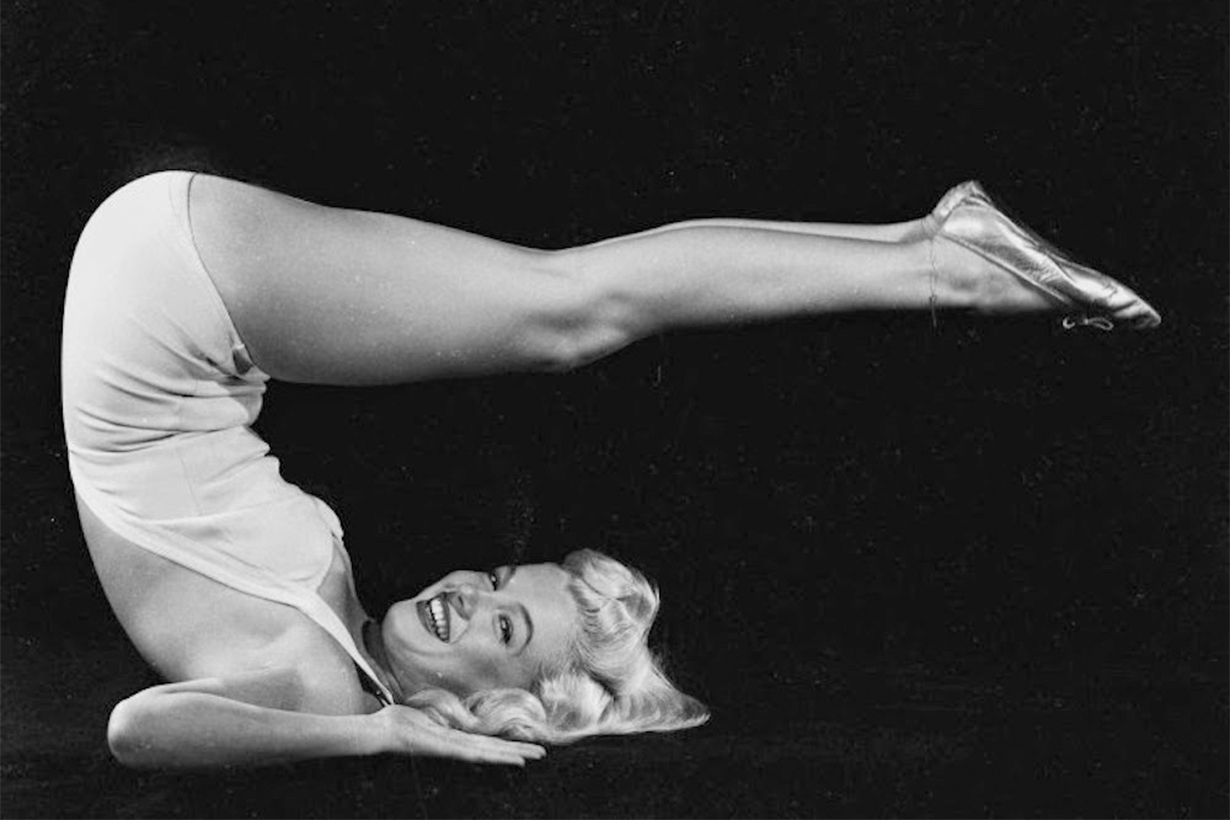 Facts About Marilyn Monroe Yoga