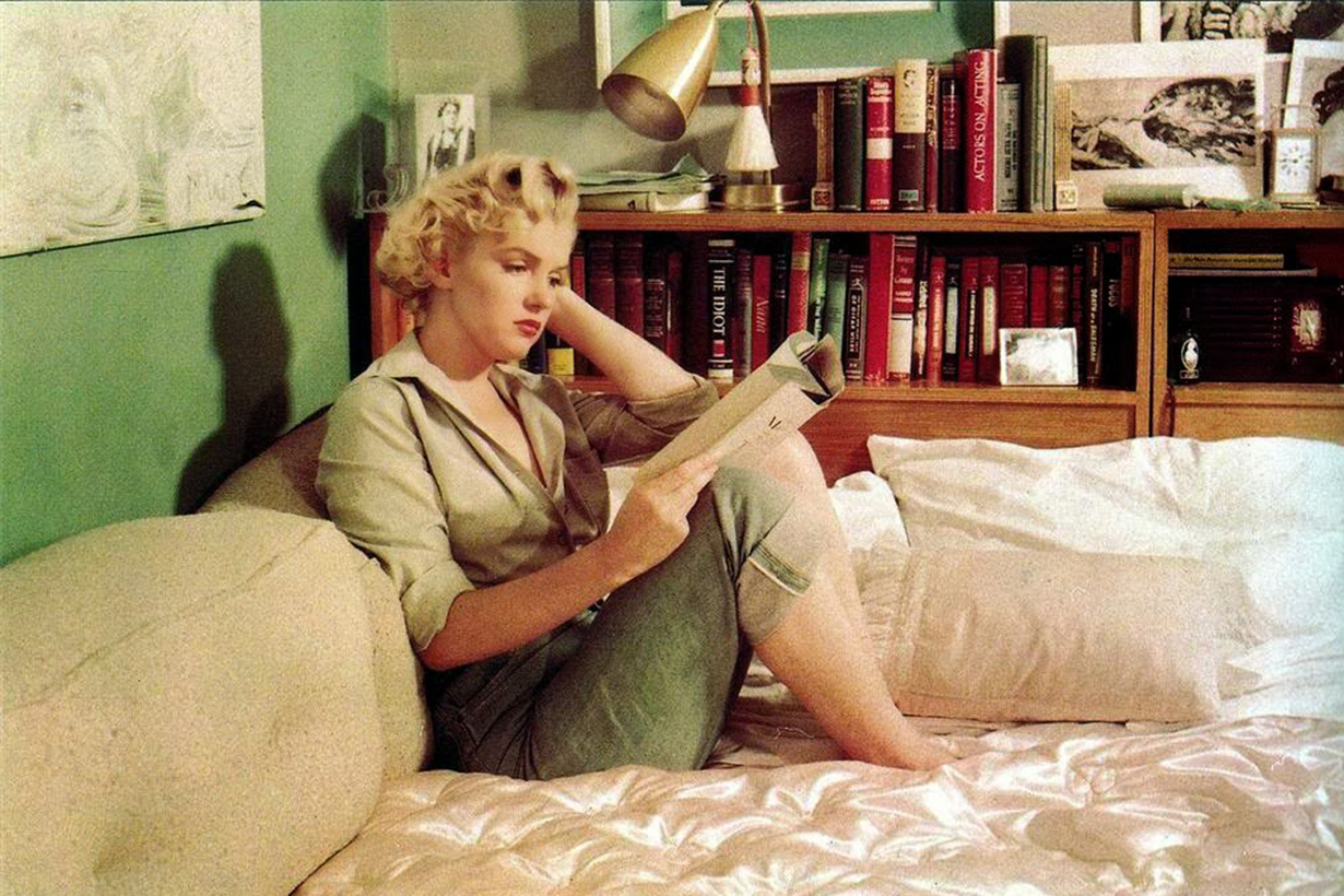 Facts About Marilyn Monroe Books