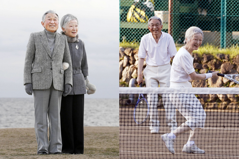 japan royal family Akihito machiko love story behind break rules