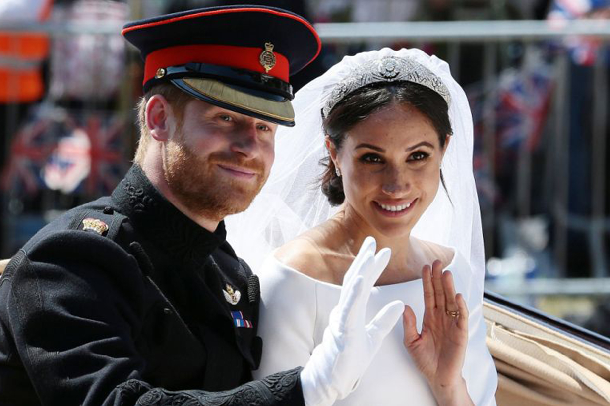 Meghan Markle Prince Harry Wedding