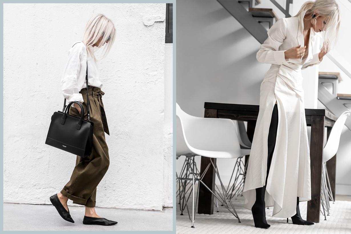 FIGTNY Michaela Babuskova Minimalist Style Fashion Blogger