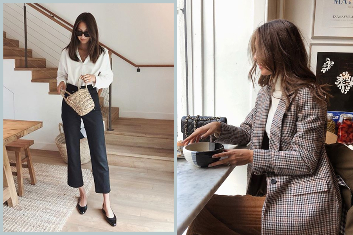 Felicia Akerstrom Minimalist Style Fashion Blogger