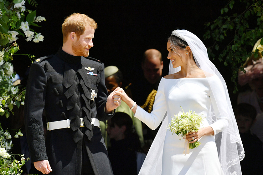Prince Harry Opens Up About Asking Prince Charles to Walk Meghan Markle Down the Aisle at Wedding