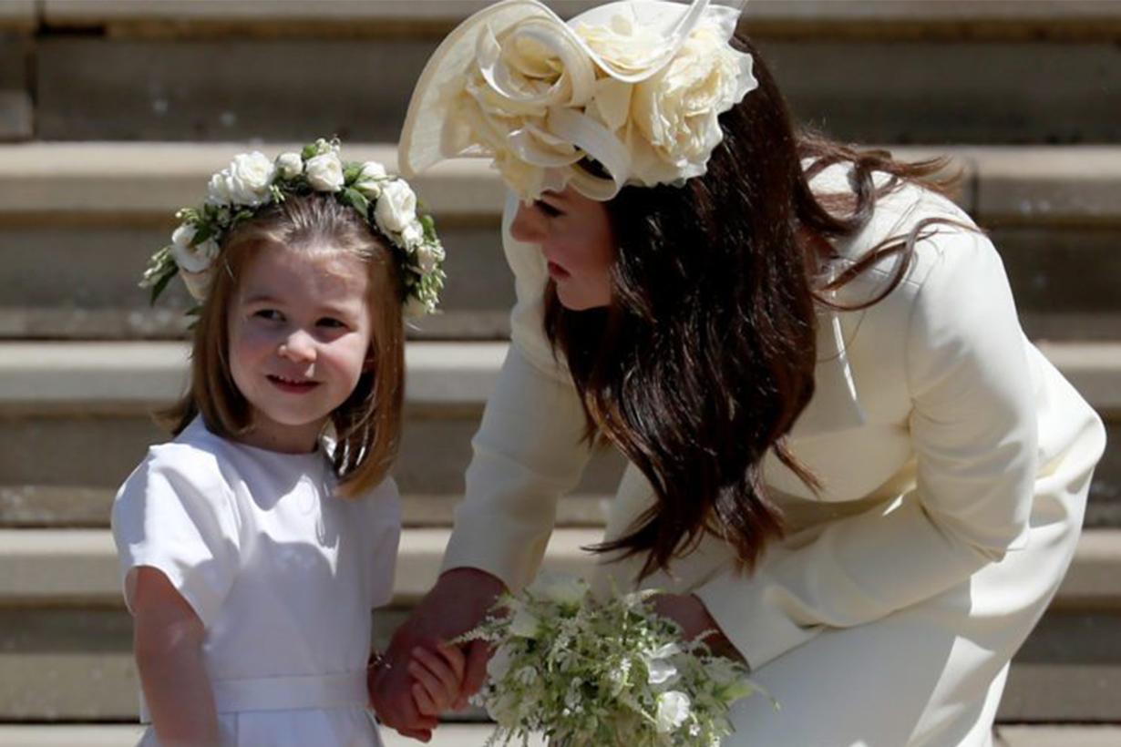 Kate Middleton Maternity Meghan Markle Wedding Princess Charlotte