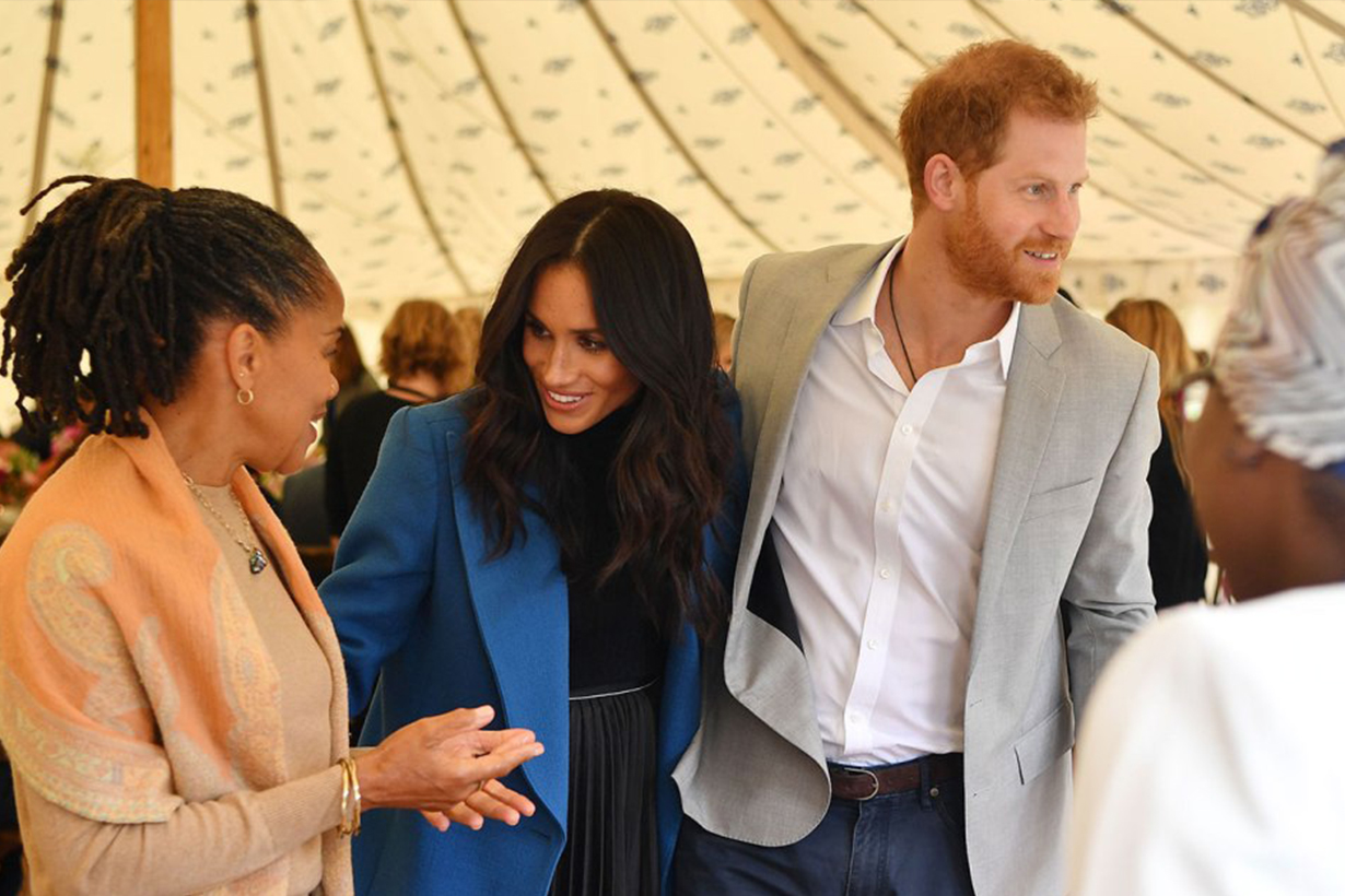 Meghan Markle Prince Harry Family
