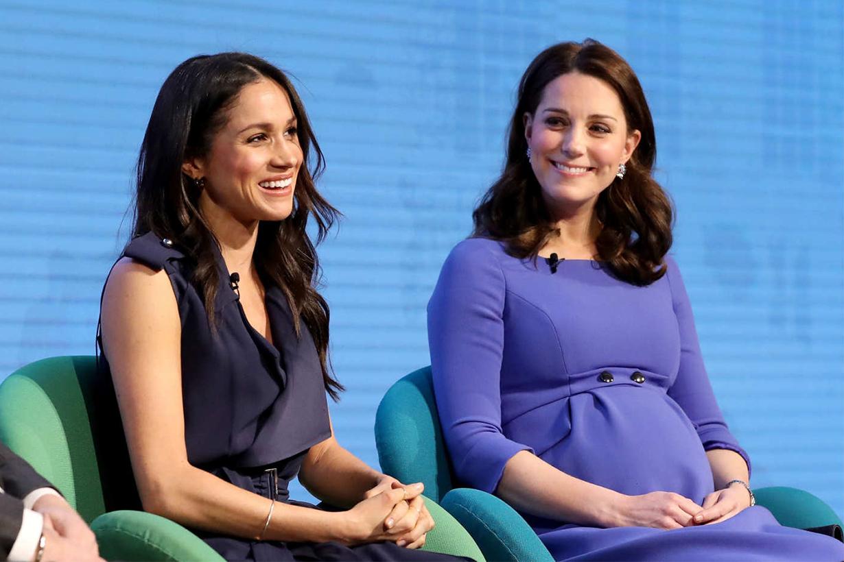 Kate Middleton Pregnancy Meghan Markle