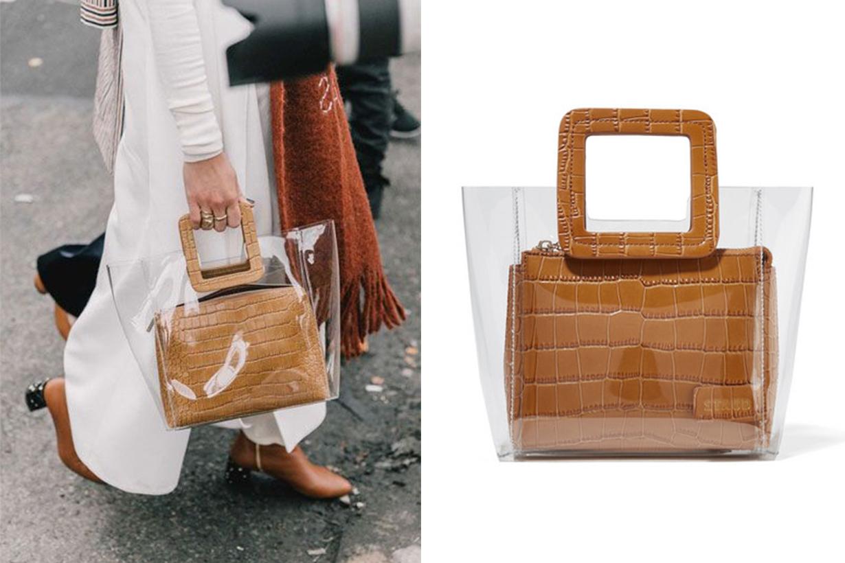 Staud Shirley Bag Street Style It Bag