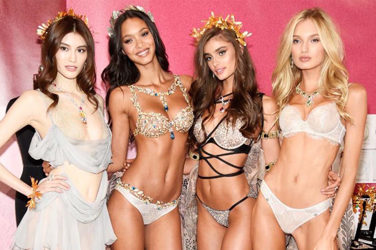 Victoria's Secret Show Models