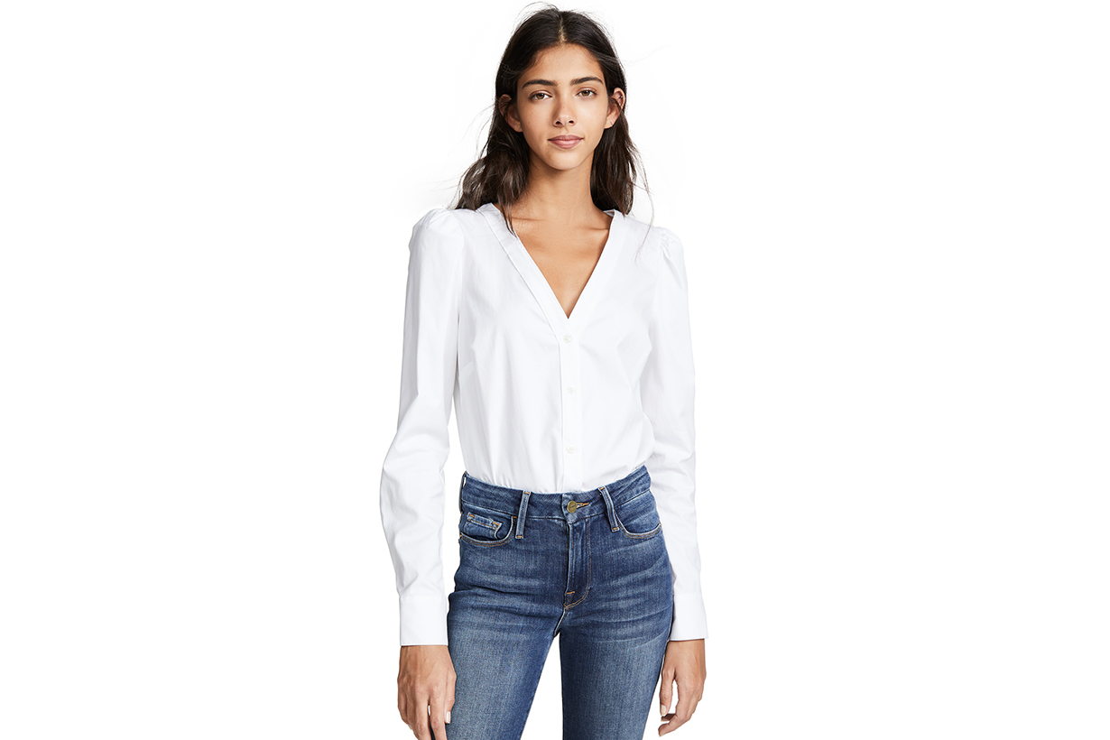 Veronica Beard Jean Miland Top