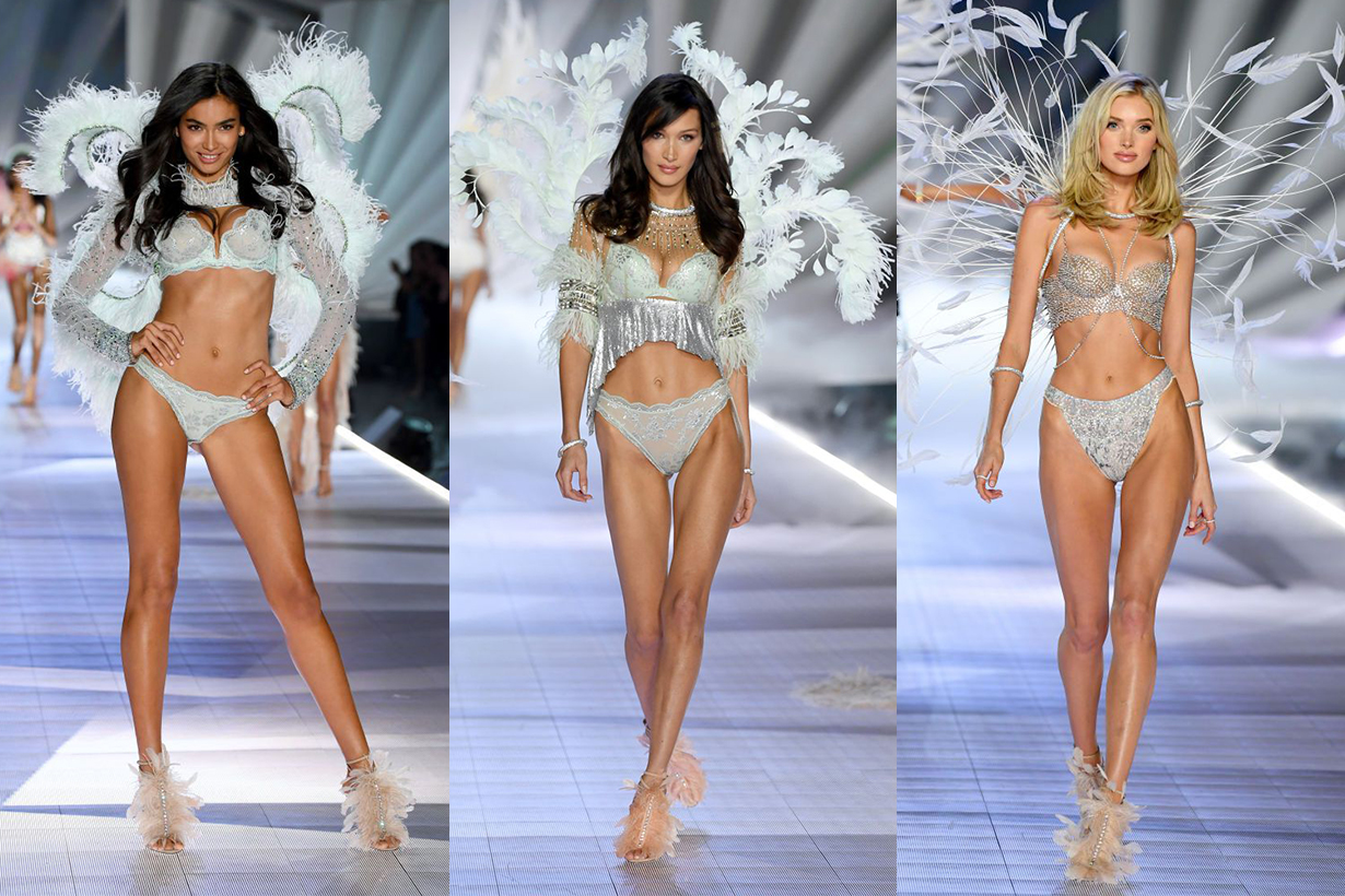 Victoria's Secret 2018 Flights of Fantasy