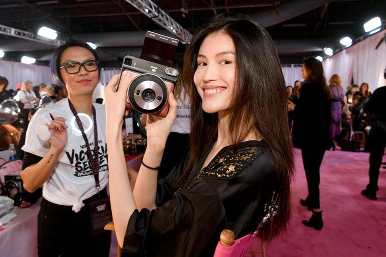 Victoria's Secret Fashion Show 2018 Backstage Models Sui He