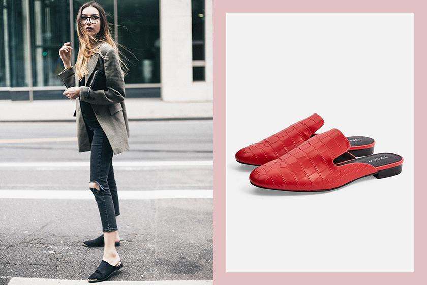 flats shoe trend 2019