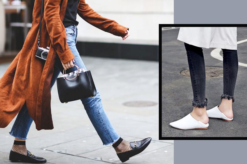 2019 鞋履潮流: 3 款將會大流行的平底鞋 mules loafers oxford shoes