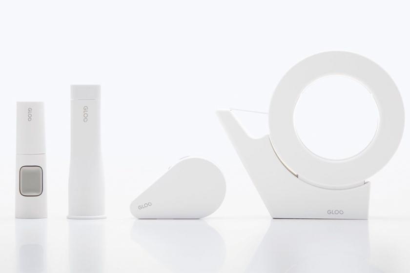 nendo japanese design gloo adhesive office products kokuyo
