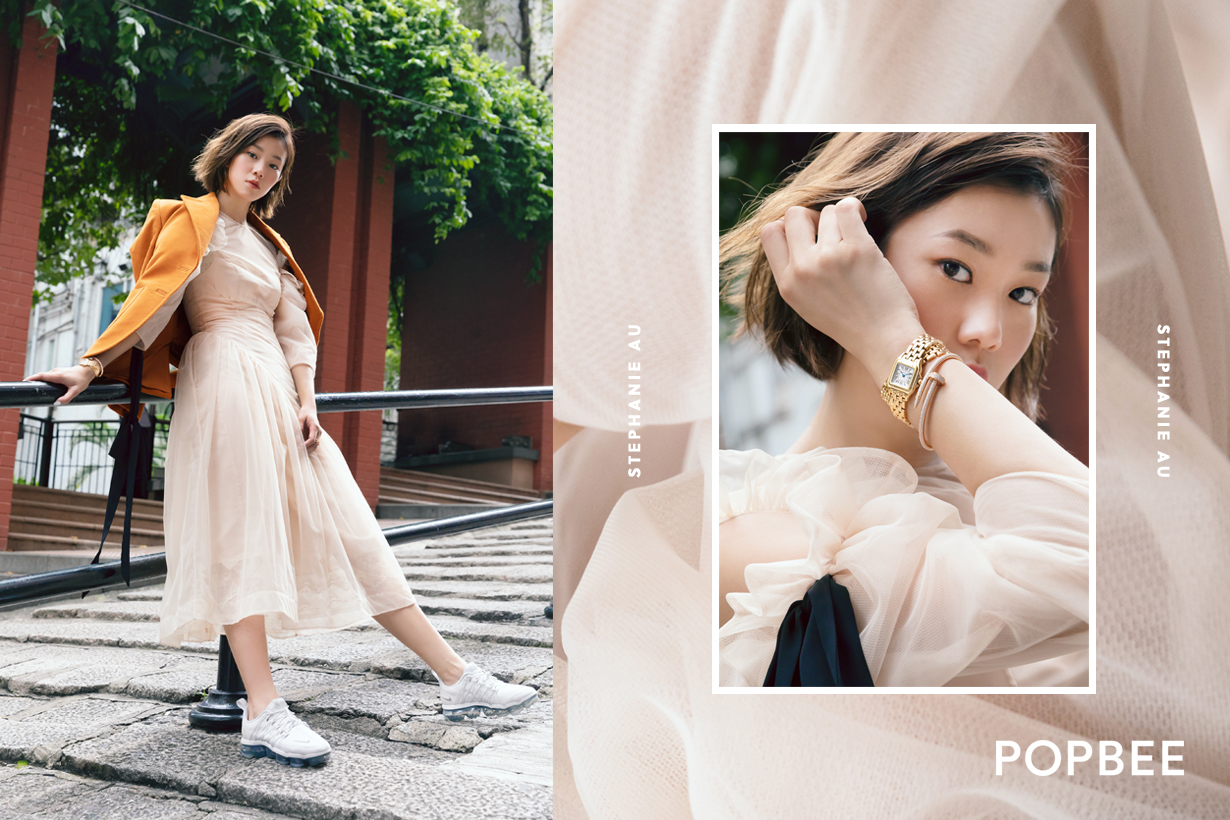 Popbee Interview Stephanie Au Hong Kong Athlete Olympic Swimming Team Representatives Swimmer Artist Influencer Youngster