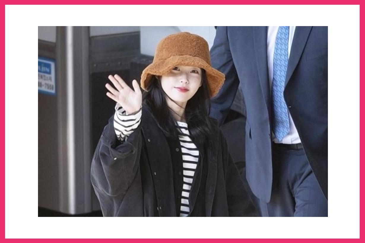 Shearling coat Lambskin leather fall winter 2018 trend korean trend korean celebrities idols IU lee ji eun park shin hye yoona lim styling must have items