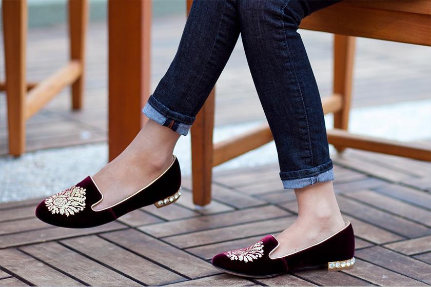 smoking-slippers
