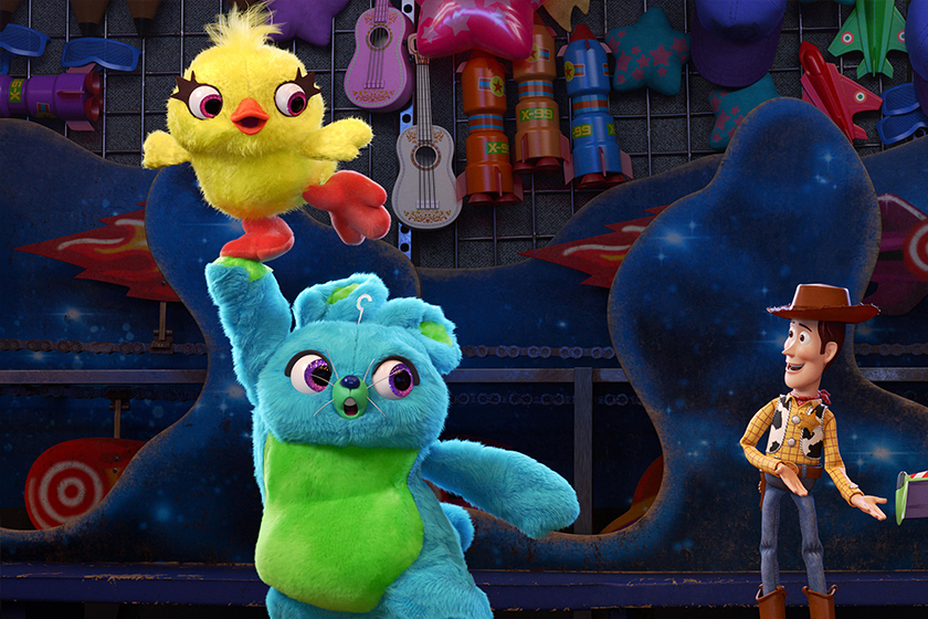 toy story 4 released one more new trailer