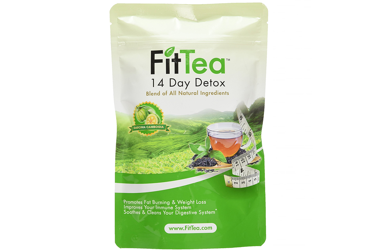 Fit Tea 14 Day Detox Herbal Weight Loss Tea