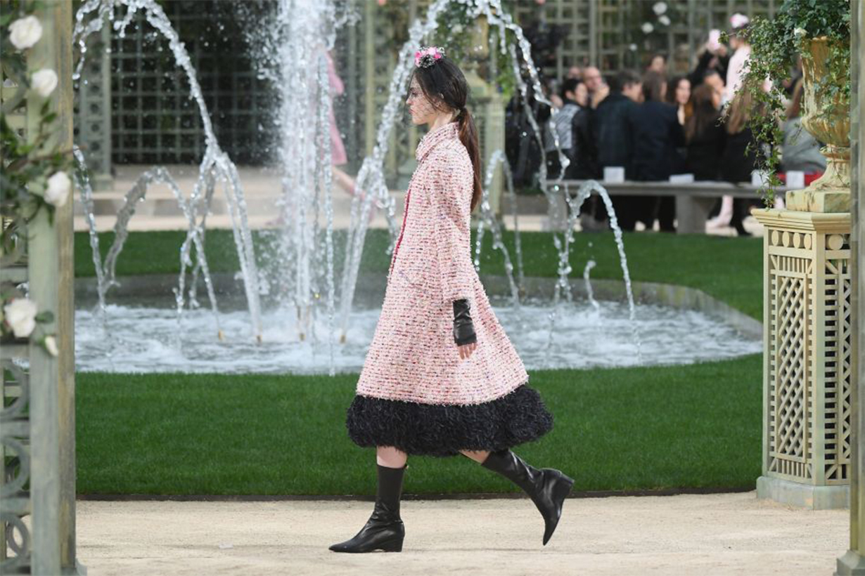 Chanel 2018 Spring Summer Haute Couture