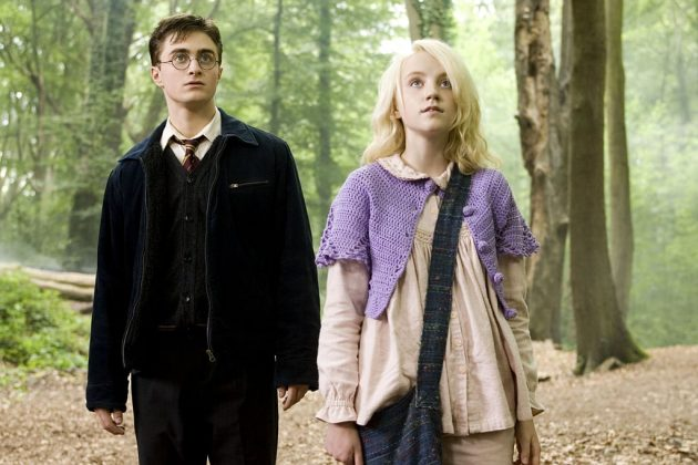 Harry Potter Luna Lovegood  Evanna Lynch Dancing with the Stars