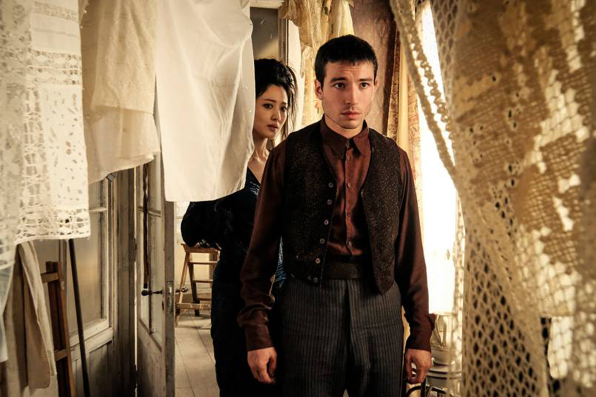Fantastic Beasts Costumes Credence
