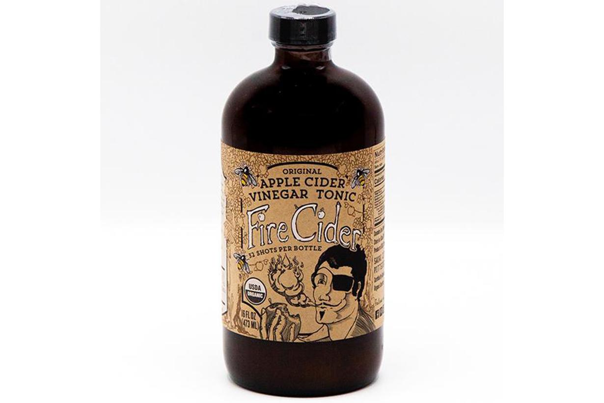 Fire Cider Apple Cider Vinegar Tonic with Honey