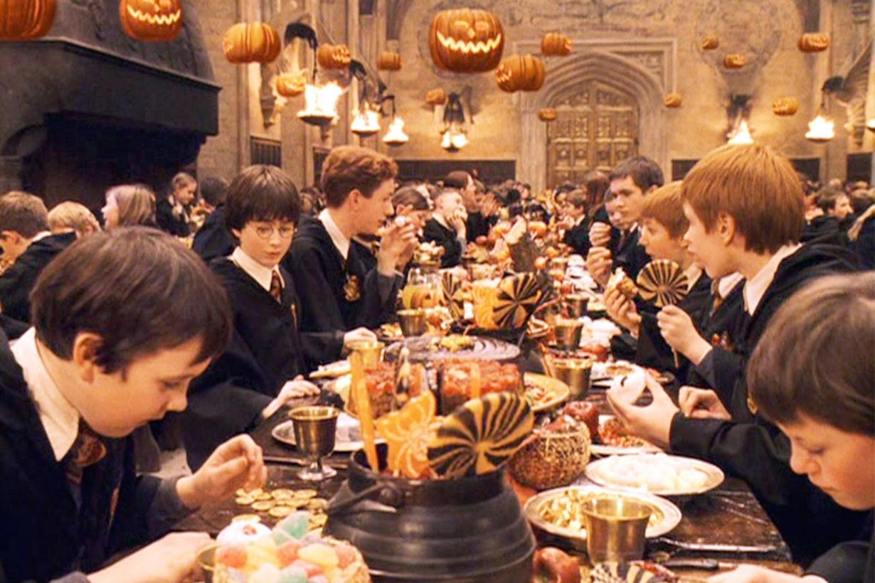 Harry Potter Feast